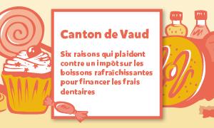 Six raisons qui plaident contre un impôt sur les boissons rafraîchissantes pour financer les frais dentaires