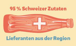 Wie viel Schweiz steckt in Coca-Cola?
